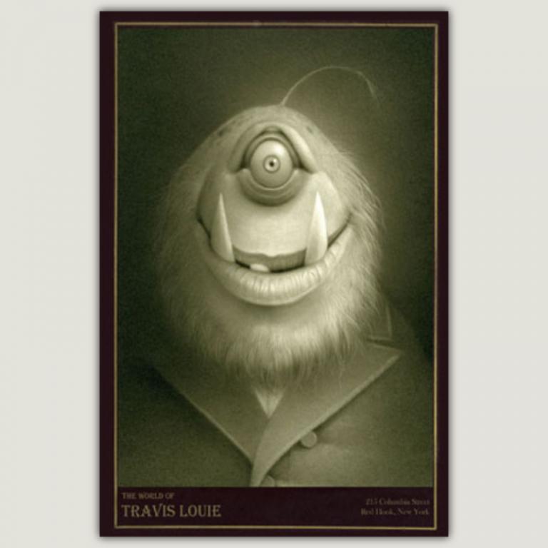 Bill_Cabinet_Card_Series_Travis_Louie
