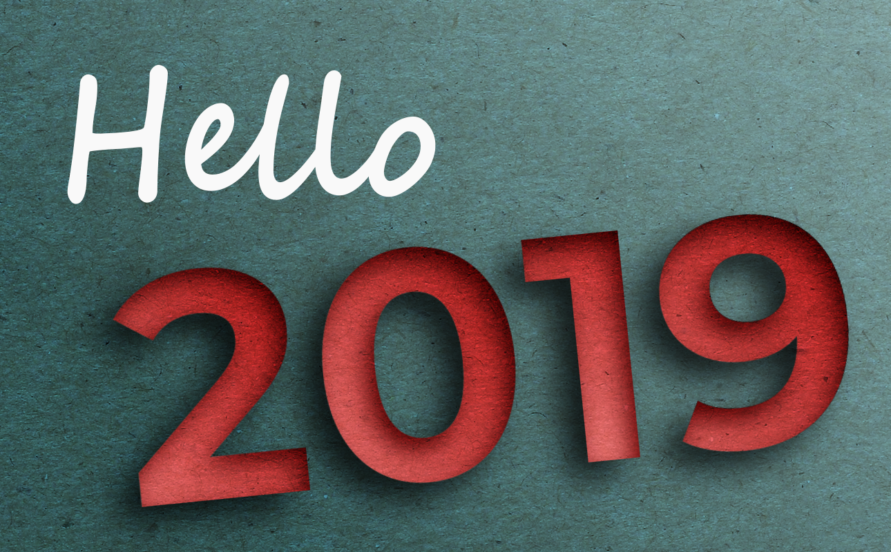 Happy New Year 2019 at The Soul Laundry